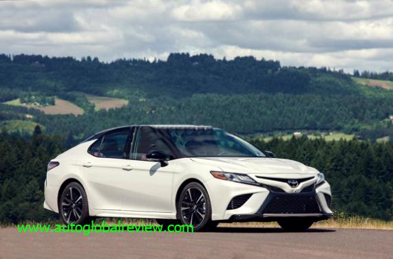 2020 Toyota Camry Hybrid UK