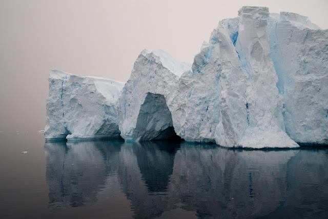 Πού βρίσκεται το πιο παγωμένο μέρος στη γη. Η θερμοκρασία φτάνει περίπου τους -100 βαθμούς Κελσίου