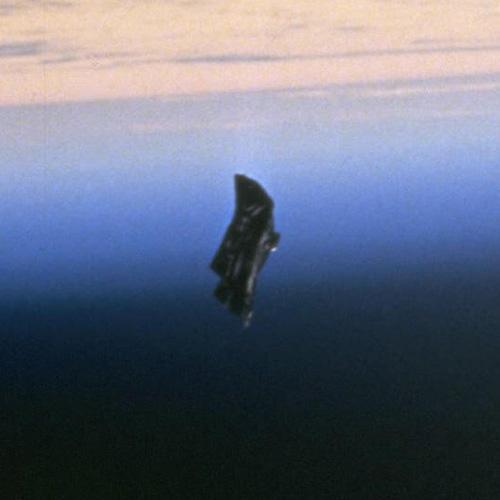 Dark Knight Satellite