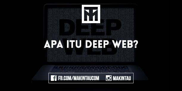 Mengenal Apa Itu Deep Web dan Bagaimana Cara Memasuki Deep Web