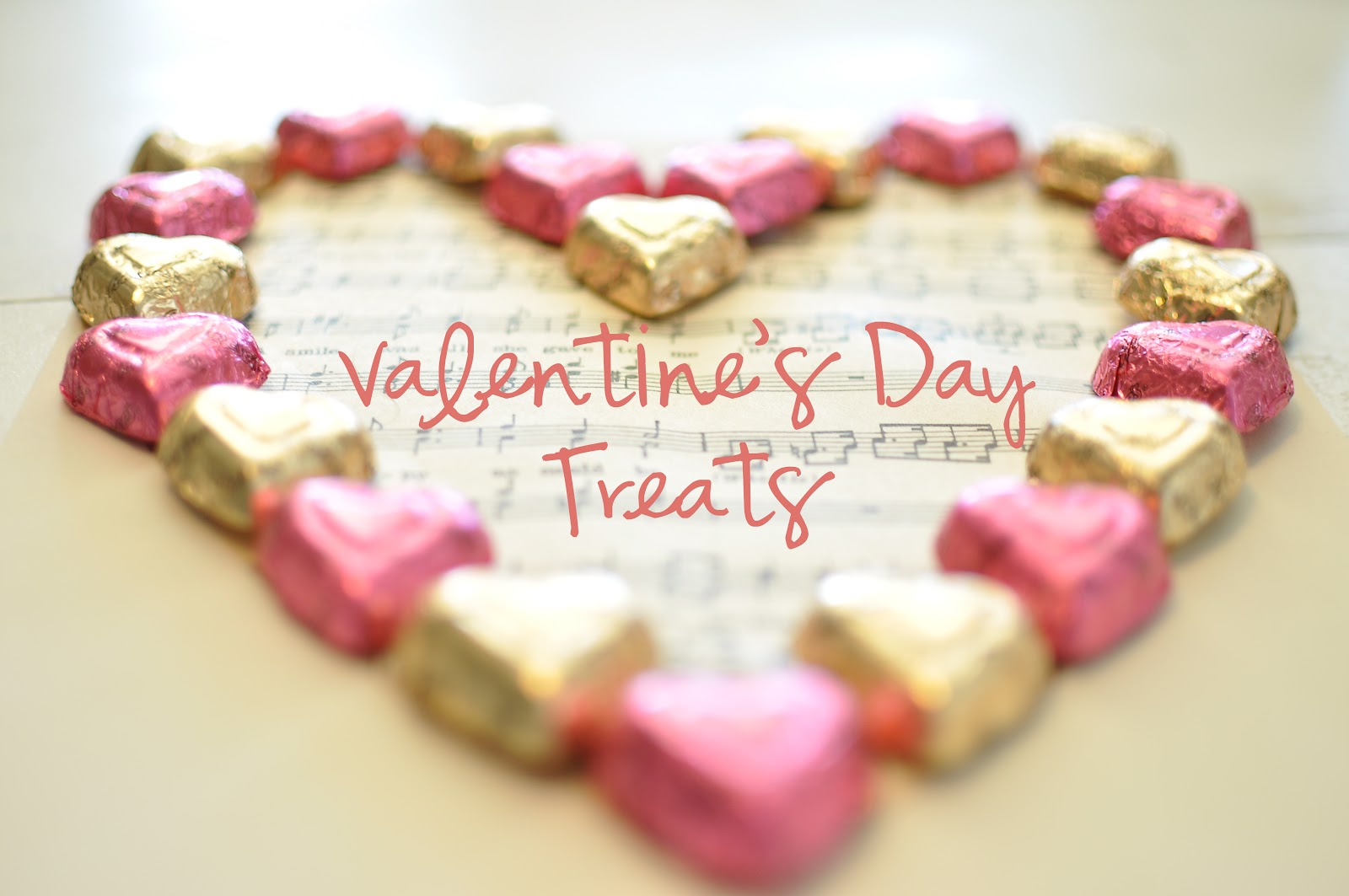 Domestic Fashionista Valentine S Day Treats For Your Sweet