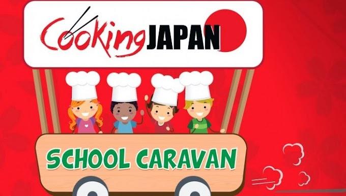 Cooking Japan School Caravan : SD Pangudi Luhur Jakarta