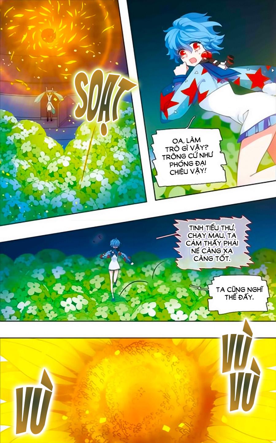 Tinh Linh Tố Chap 12 - Trang 6
