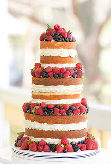 pretty-sweet-strawberry-shortcake-wedding-cake