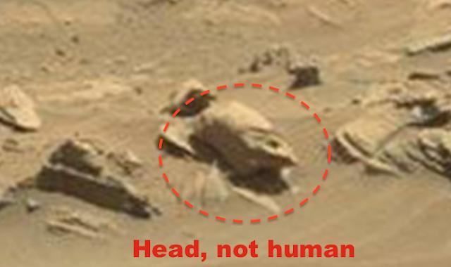 alien artifacts on mars - photo #39