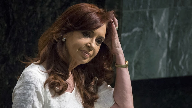 Tribunal argentino pide prisión preventiva para la expresidenta Cristina Fernández de Kirchner