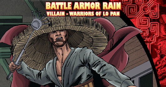 Doubling Up on the Three Storms: Big Trouble in Little China preview