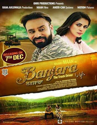 Banjara The Truck Driver 2018 Full Punjabi Movie Download