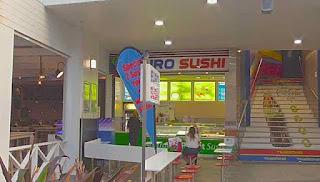 Euro Sushi Paradise Centre