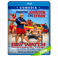 Baywatch: Guardianes de la bahía (2017) UNRATED BRRip 720p Audio Dual Latino-Ingles