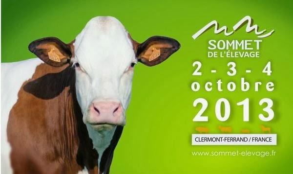 sommet de l'élevage cournon clermont-ferrand 2013