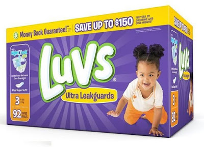 Luvs Coupons and Printable Deals For May! #SharetheLuv