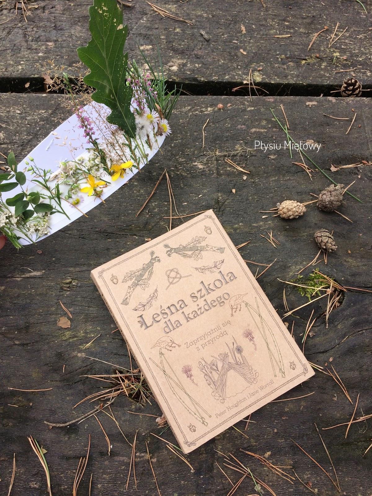 lesna szkola dla kazdego, ptysiu mietowy, recenzja, wydawnictwo muza