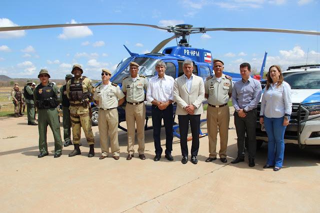 Operação Safra é lançada no oeste da Bahia