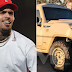 Chris Brown compra super SUV blindada por 350 mil dólares