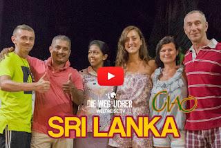 1 Monat Sri Lanka Reise geht zu ende Weltreise Die Wegsucher Arkadij und Katja