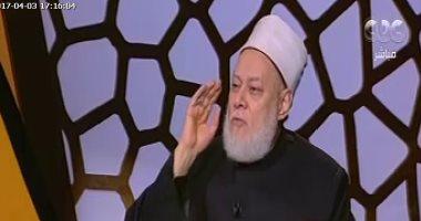 علي جمعة : من يرتكب جريمة اغتصاب الأطفال هو يحارب الله ورسوله ويجب قتله