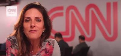 Monalisa Perrone é um dos principais nomes da CNN Brasil; canal divulgou primeiras imagens de cenários