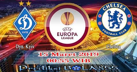 Prediksi Bola855 Dyn. Kyiv vs Chelsea 15 Maret 2019