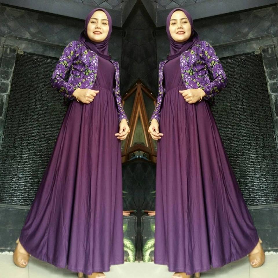 Tips Merancang Baju Gamis Untuk Hari Raya