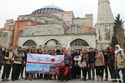 Tour Ke Kota Istambul
