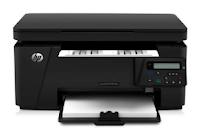 HP LaserJet M126nw Printer Driver