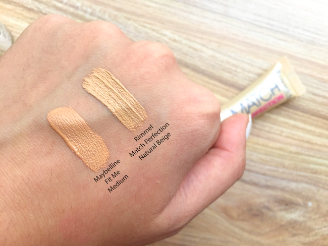 BeautyBar.pk Haul Rimmel Concealer review