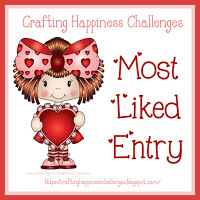 I Won the Most Liked Project on Crafting Happiness
