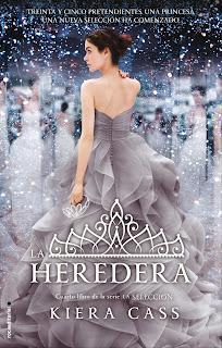 La heredera, Kiera Cass,Book tag, Navidad, Book Tags