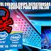 Obsolescencia programada: Intel coloca chips defectuosos en sus equipos para que fallen