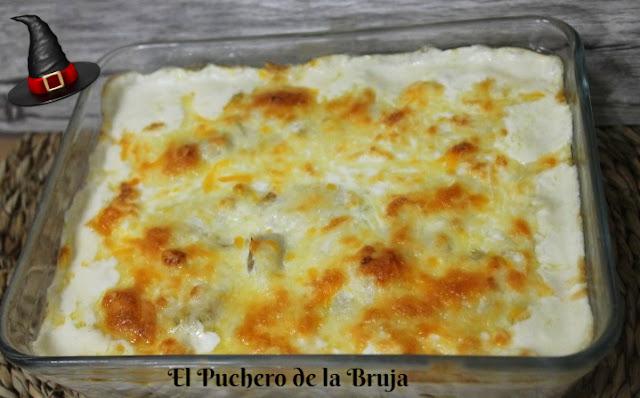 Bacalo A Las Natas, Receta Portuguesa