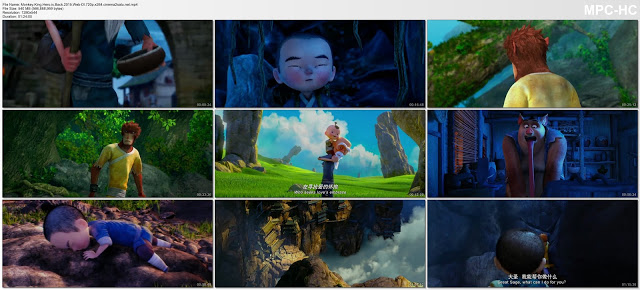 Monkey King Hero Is Back 2015 Subtitle