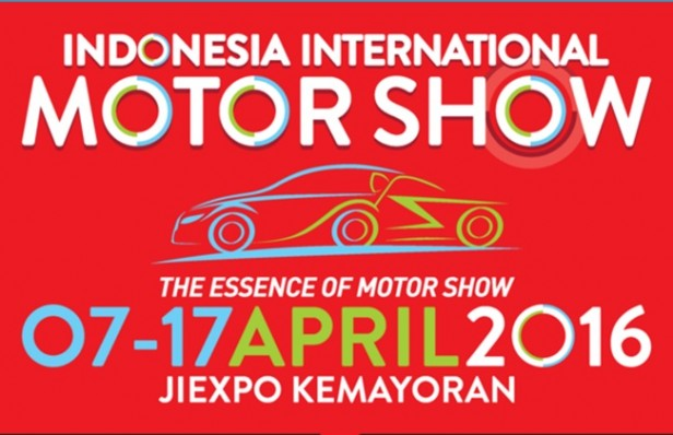 Indonesia International Motor Show 2016
