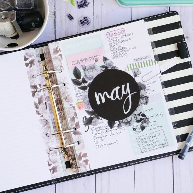20 Ways to Use Heidi Swapp Memory Planner by Jamie Pate  |  @jamiepate for @heidiswapp