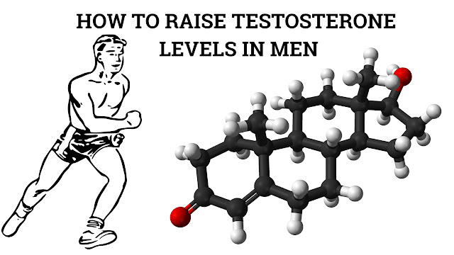 How to Naturally raise Testosterone levels in men?