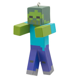 Minecraft Hallmark Zombie Other Figure