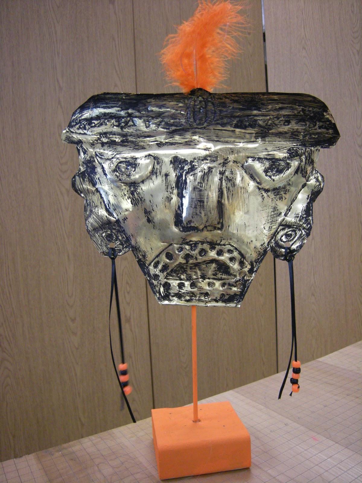 Artolazzi Inca Masks