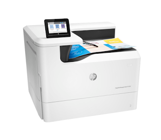HP PageWide Managed Color E75160dn Driver Download