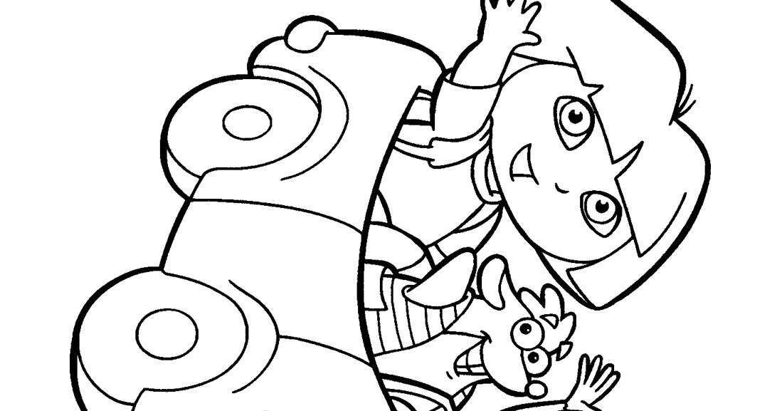 4 H Pledge Coloring Page Sketch Coloring Page