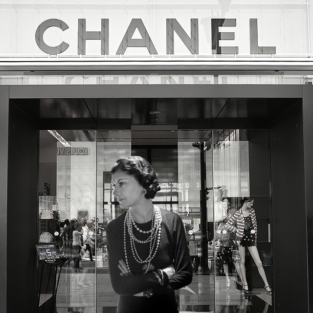Coco Chanel Famous Quotes: Goddess Of Fashion : Coco Chanel
