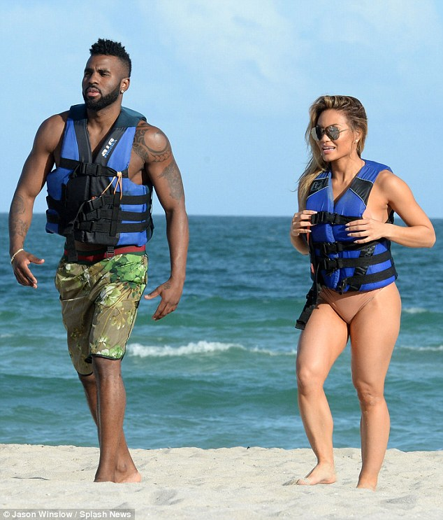 Is jason derulo dating 50 cents baby mama