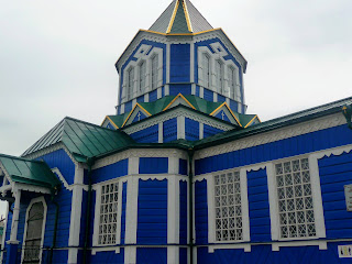 Бахмут. Донецька обл. Миколаївська церква. 1797 р.