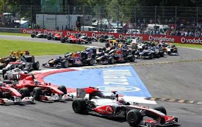 Menakjubkan, Lombok Siap Bangun Sirkuit F1 Dengan Keindahan Kelas Dunia