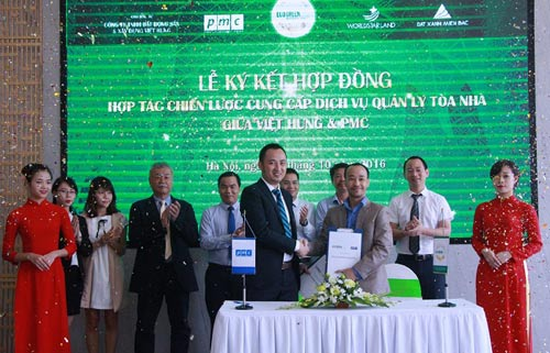 PMC trở thành đơn vị quản lý tại chung cư Eco Green City