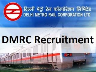 DMRC Recruitment 2016 Consultant PA Vacancies Application Form at delhimetrorail.com