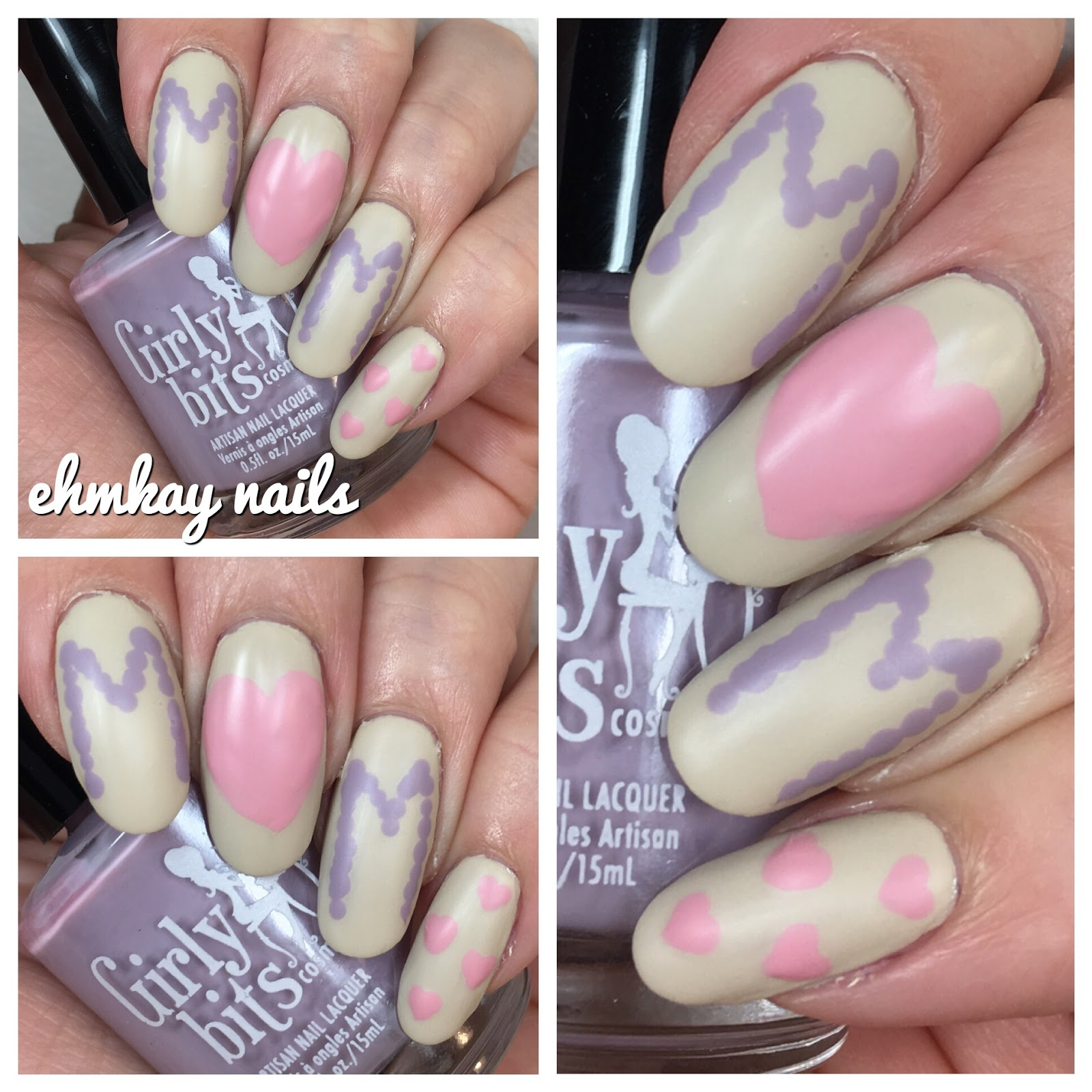 Ehmkay nails mothers day nail art with girly bits warrior mothers day nail art with girly bits warrior goddess collection prinsesfo Gallery