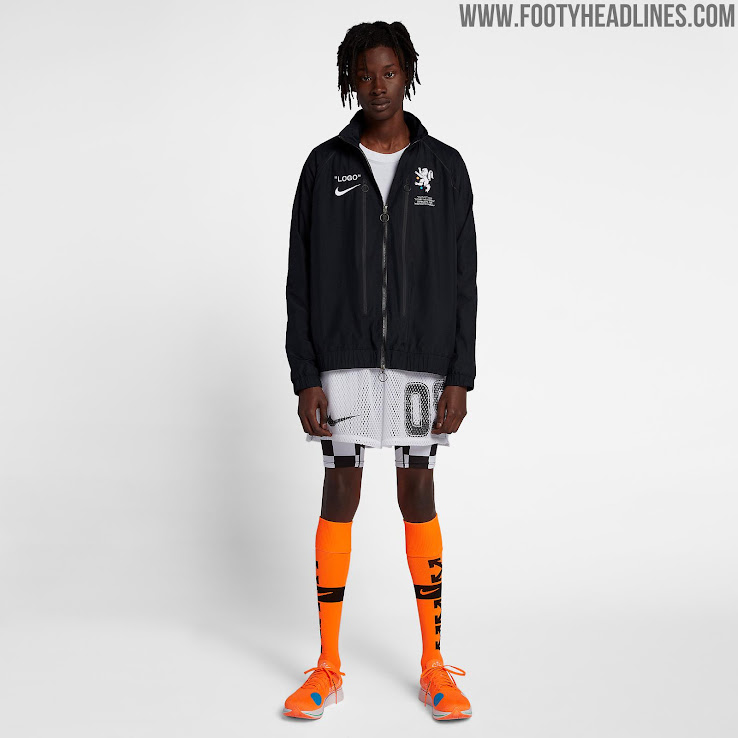 1ba8f1c9 90+ Pics: Nike x Off-White 'Football, Mon Amour' 2018 World Cup ...