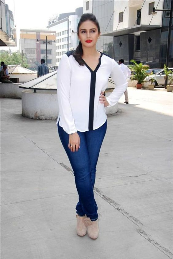 Bollywood Actress HumaQureshi Latest Images