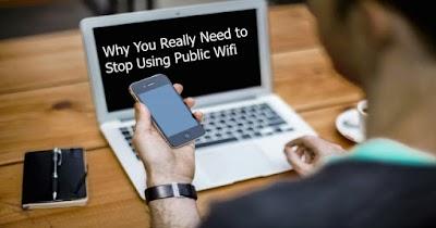 خبراء التقنية ينصحون بعدم استعمال شبكات الـ Wi-Fi الموجودة في المقاهي والأماكن العامة