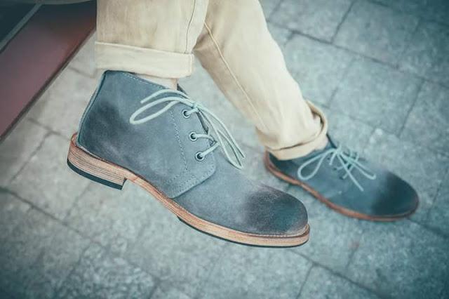 Ngả ngửa với các kinh nghiệm nhỏ bảo quản giày da lộn cao cổ nam cực đơn giản